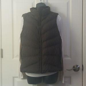L.L. Bean puffer vest